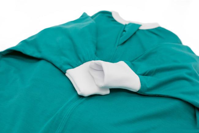 musasabi baby pajamas blue