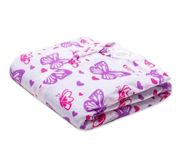 butterfly sleeping star zipadee-zip lightweight sleeping baby